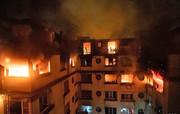 مرگ هشت نفر در آتشسوزی پاریس | یک زن بازداشت شد