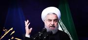 روحانی: امروز روز جنگ است؛ دعواهای انتخاباتی نباید ادامه یابد
