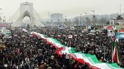 اعلام محدودیتهای ترافیکی راهپیمایی ۲۲ بهمن در پایتخت