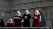 پاپ: برخی کشیشها راهبهها را به بردگی جنسی واداشتهاند
