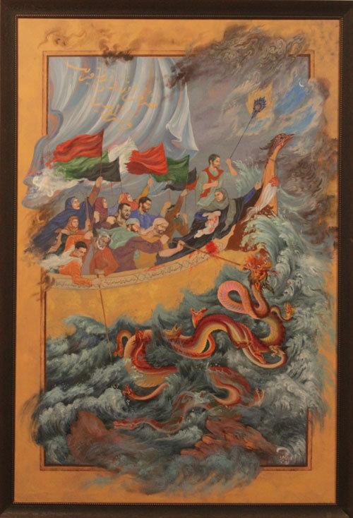 روایت هنرمندان از روزهای انقلاب