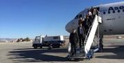 باند دوم فرودگاه بینالمللی زاهدان عملیاتی شد