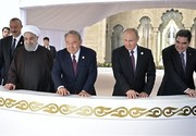 کارگروه کنوانسیون خزر در باکو تشکیل جلسه میدهد