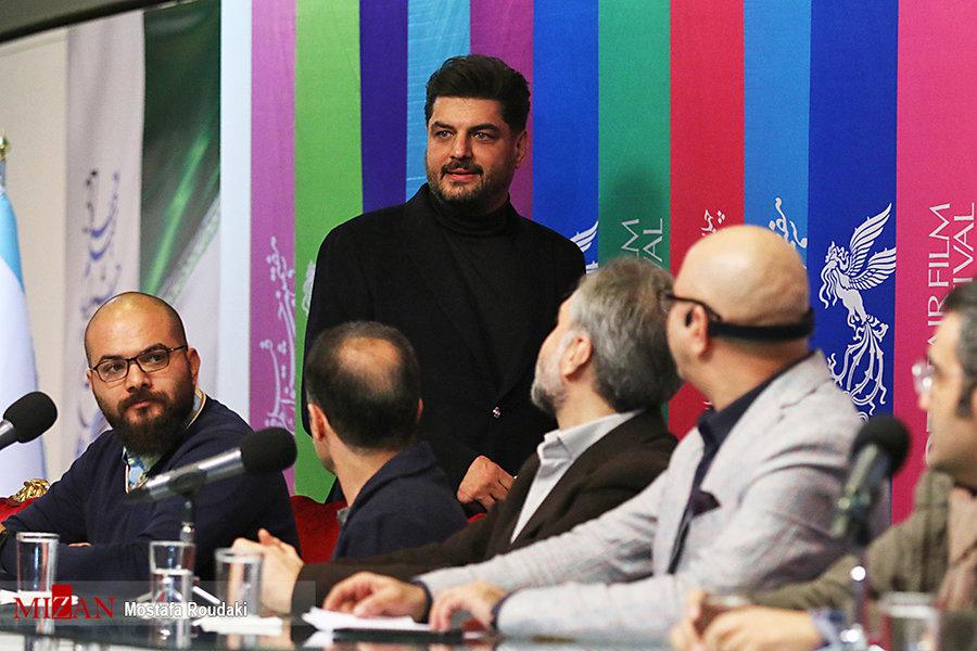 پالتو شتری بازنده اصلی روز هفتم جشنواره/وقتی آزادگان برای خبرنگاران از سلبریتیها جذابترند