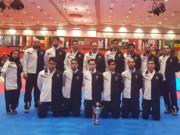 تیم ملی پاراتکواندو ایران بر سکوی سوم جهان ایستاد