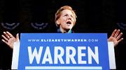 الیزابت وارن رسما نامزد انتخابات ریاستجمهوری آمریکا شد