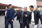۲۲ بهمن | رئیس شورای شهر تهران در جمع راهپیمایان