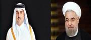 امیر قطر چهلمین سالگرد پیروزی انقلاب اسلامی را تبریک گفت