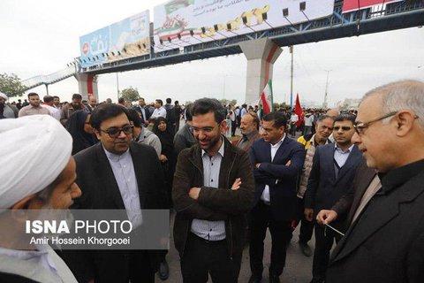 عکس | 22 بهمن از متن و حاشیه