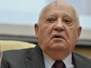 گورباچف: آمریکا با هدف برتری نظامی از پیمان موشکی خارج شد
