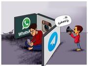 ایرانیها روزانه یک ساعت و چهار دقیقه از شبکههای اجتماعی استفاده میکنند