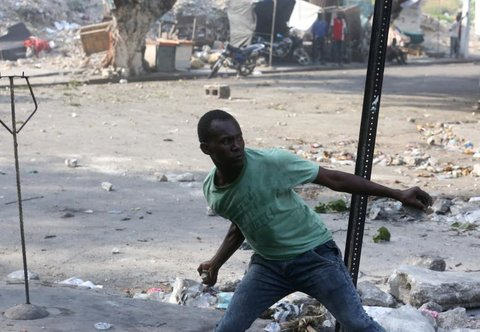 روزهای ناآرام هائیتی