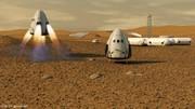 سفر به مریخ | ایلان ماسک قیمت گذاشت