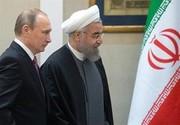 دیدار روسای جمهور روسیه و ایران
