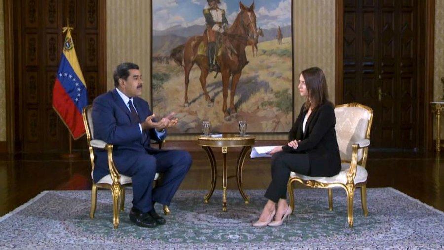 مادورو به یورونیوز: اتحادیه اروپا کورکورانه از ترامپ پیروی کرد