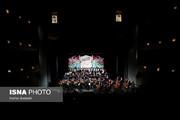 ۱۱ اجرا در سومین روز از جشنواره موسیقی فجر