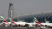 فیلم   فرودگاه پرتردد دوبی از وحشت کرونا خالی از مسافر شد