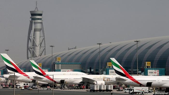 فرودگاه دوبي
