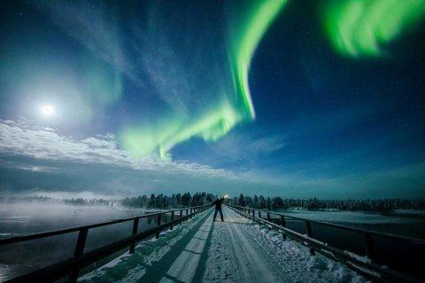 فنلاند - شفق قطبی