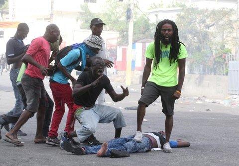 هائیتی - هنوز ناآرام