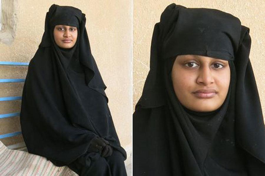عروس داعشي
