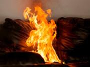 خاموش کردن آتش با ماده غیرسمی و سازگار با محیط زیست