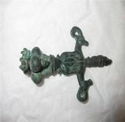 کشف مجسمه ۲۰۰۰ ساله در محمولهای پستی