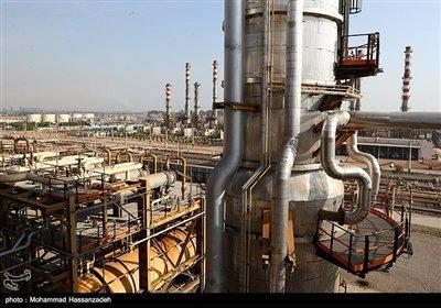 پالایشگاه میعانات گازی ستاره خلیج فارس شهر بندرعباس