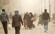 همکاری ایران و چین برای مقابله با گرد و غبار
