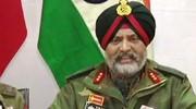 فرمانده ارتش هند خطاب به شورشیان: 'یا تسلیم شوید یا بمیرید'