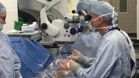 نخستین ژندرمانی برای جلوگیری از شایعترین علت نابینایی