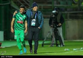 منصوریان: کامبک ذوبآهن جزو زیباییهای فوتبال بود