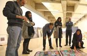 راهیابی ۵۷ نقاش و ۱۱۰ نقاشی به دوسالانه دامونفر