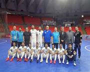 فوتسال ناشنوایان آسیا؛ پیروزی ایران مقابل چین و ژاپن