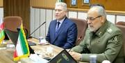 آمادگی ایران برای آموزش دانشجویان جمهوری آذربایجان در دافوس ارتش