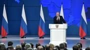 پوتین: موشکهای روسیه میتوانند آمریکا را هدف قرار دهند