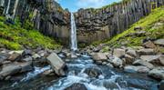 فیلم | طبیعت زیبای ایسلند