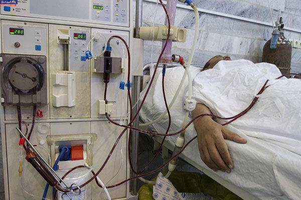 بيمار دچار به سنگ كليه