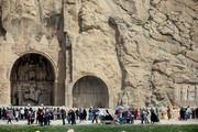 قطار گردشگری به کرمانشاه میرسد