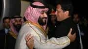 هدیه پاکستان به بن سلمان