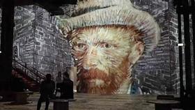ونگوگ دیجیتال در پاریس
