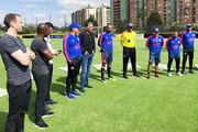 ۱۸ دستیار کیروش در تیم ملی کلمبیا معرفی شدند
