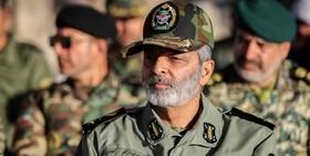 فرمانده ارتش از تیپ متحرک مرند بازدید کرد