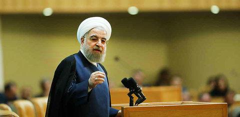 روحانی: اندیشه نخستین زیربنای آزادی است