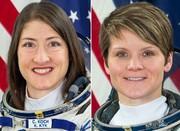 ۲ فضانورد زن در روز ۲۹ مارس در فضا راهپیمایی خواهند کرد