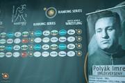 تیم ایران نایب قهرمان مسابقات کشتی فرنگی بینالمللی جایزه بزرگ مجارستان شد