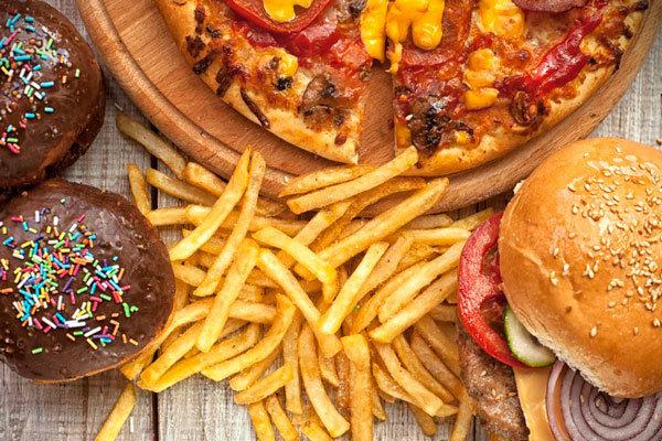 مواد غذايي مضر