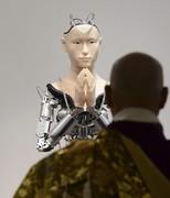 یک معبد ژاپنی روبات استخدام کرد