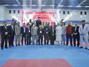 دانشگاه آزاد اسلامی بر سکوی تکواندوی جام باشگاههای آسیا قهرمانی ایستاد