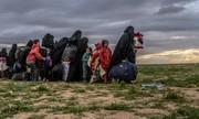 عکس روز | گریز از داعش